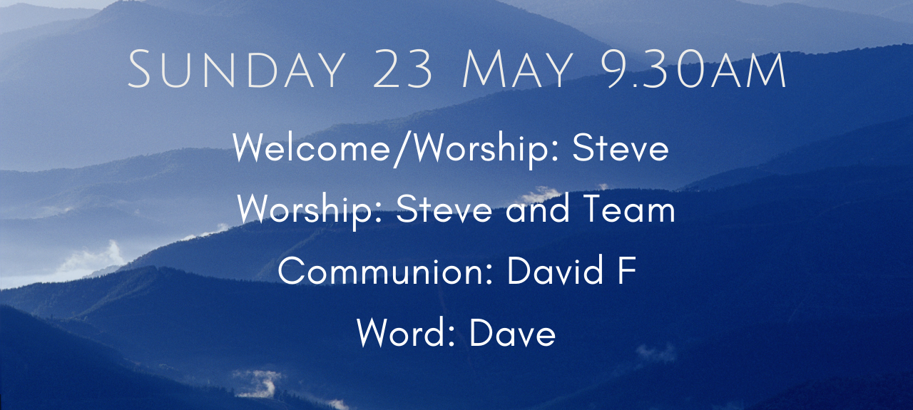 service details 23rd May